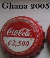 Capsule Ghana Bottle Cap Kronkork  #1.1 - Casquettes
