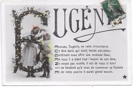 PRENOM - EUGENIE - Prénoms