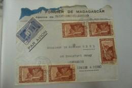 LETTRE MARCOPHILIE  Timbre   REUNION - Réunion (1852-1975)