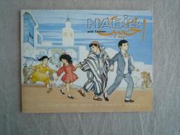 Habib Petit Tunisien Myriam Houri Pasotti  Roger Turc Albums Du Père Castor Flammarion 1972. Voir Photos - Boeken, Tijdschriften, Stripverhalen