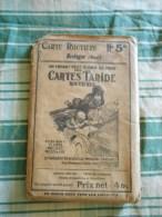 CARTE ROUTIERE TARIDE N°5 BRETAGNE OUEST - Mapas