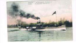 B-5556      TEMSCHE : De Stoomboot Wilford VI - Temse