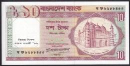 Bangladesh 10 Taka 1997 P33 UNC - Bangladesh