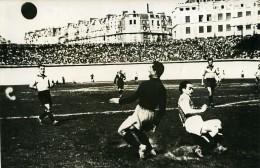 France Football Parc Des Princes Match Red Star 2 Roubaix 0 Ancienne Photo 1947 - Sports