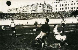 France Football Parc Des Princes Match Red Star 2 Roubaix 0 Ancienne Photo 1947