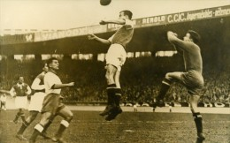 France Parc Des Princes Football Match Lille 2 Red Star 1 Ancienne Photo 1947