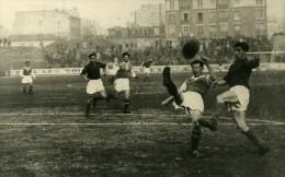 France Saint Ouen Football Match Metz 1 Red Star 0 Ancienne Photo 1947
