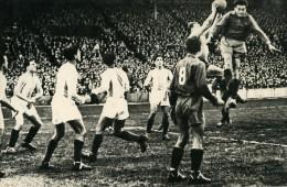 France Colombes Football Match Strasbourg 2 Stade Français 1 Ancienne Photo 1947