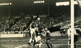 France Paris Football Match Stade Français 4 CAP 0 Ancienne Photo 1947