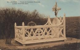 51 CHAMERY Tombe Du Lieutenant Rooseveld - Autres Communes