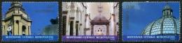 Guatemala (2015) - Set -  /  Heritage - Church - Iglesia - Eglise - Catedral - Cathedrale - Kerken En Kathedralen