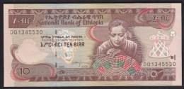 Ethiopia 10 Birr 2006 P48d UNC - Ethiopie