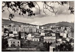CALTANISSETTA - PANORAMA PARZIALE - Caltanissetta