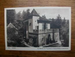 Fixin La Maison De Napoléon à Sainte-hélène ( Réduction ) - Other Municipalities