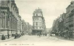 76 - LE HAVRE - La Rue De Paris - Non Classificati