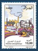 Algeria Algerie Algerien Pollution Atmospherique Air Pollution 1995 - Protezione Dell'Ambiente & Clima