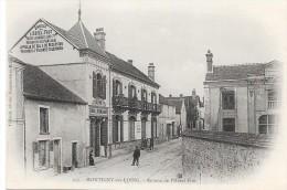 MONTIGNY SUR LOING - 77 -  CPA DOS SIMPLE De L'Annexe De L'Hotel Frot - ENCH33 - - Autres Communes