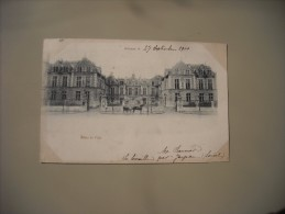 LOIRET ORLEANS HOTEL DE VILLE VOYAGEE 1900 - Orleans
