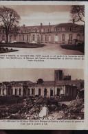 CAEN AVANT ET APRES GUERRE 1944 - Caen