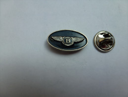 Beau Pin´s , Auto Logo Bentley - Pin's & Anstecknadeln