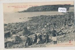CPA - 50 - Fermanville - Rochers Et Fort Déclassé Du Cap Lévy - Autres Communes