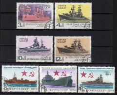 UdSSR - Kriegsschiffe - Motivlot - Schiffe