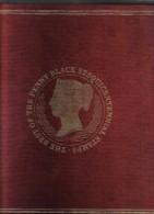 The Best Of The Penny Black Sequicentennial Stampps Libro Edito In Usa 1990 Con Foglietti E Francobolli Tema Penny Black - Collezioni (in Album)