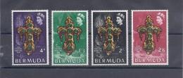 150021705   BERMUDAS  YVERT  Nº  222/5  */MH - Bermudas