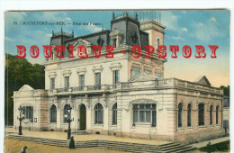 ACHAT DIRECT < POSTE De ROCHEFORT - DOS SCANNE - Postal Services