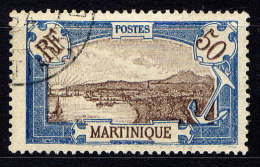 MARTINIQUE - N° 100° - FORT DE FRANCE - Martinica (1886-1947)