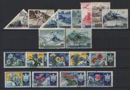 San Marino 1953 Annata Completa / Complete Year O/Used VF/F - Saint-Marin
