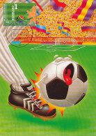 D20890 CARTE MAXIMUM CARD FD 2014 NETHERLANDS - SOCCER WORLD CHAMPIONSHIP - DUTCH LION CP ORIGINAL - Soccer