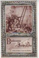 HISTOIRE . BIENHEUREUSE JEANNE D'ARC . JEANNE EST BLESSEE A L'ASSAUT DES TOURELLES - Historia