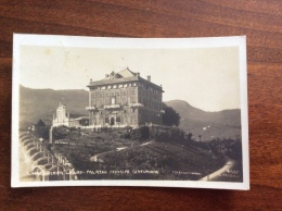 S. MARGHERITA LIGURE - Palazzo Principe Centurione - Cartolina Fotografica FP V 1914 - Italia