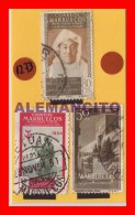 ESPAÑA  -  COLONIAS ESPAÑOLAS - MARRUECOS ESPAÑOL - AÑO 1928- 1957 - Marruecos Español