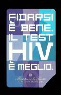 850 Golden - Aids  Azzurra Da Lire 5.000 Telecom - Italia