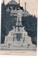 DEPT 54 :2 Scans ;édit. R Pilliard  Luneville , Monument Commemoratif - Luneville