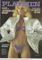 RA#51#36 PLAYMEN N. 4-APRIL 1979 -LICIA DOTTI-JACQUELINE BISSET- JACOVITTI-NANCY SUITES-ANNA BERGMAN - Libri, Riviste, Fumetti