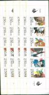 France - 1992 - Musiciens Celebres - Carnet, YT BC 2753, Neuf**, 5x, Non Plie - Booklets
