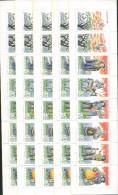 France - 1995 Santons De Provence Carnet YT BC 2982, Neuf**, 5x, Non Plie - Booklets