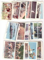 Lot De 50 Images (série Complète) A TRAVERS LES SPORTS (pas De Nom D'éditeur) (PPP1213) - Other