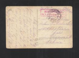 Kroatien Croatia AK Pula 1917 Seeflugstation Pola - Briefe U. Dokumente