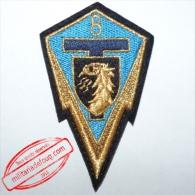 Badge 8ème RT Régiment De Transmission, Insigne Trans, Patch, écusson Tissu... - Armée De Terre