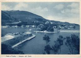 Campania-napoli-porto D'ischia Entrata Del Porto Particolare - Italia