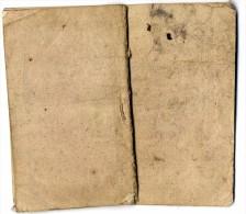 LE VERITABLE ALMANACH DES DIEUX POUR L ANNEE 1825  DEPARTEMENT DU SUD OUEST DE LA FRANCE - Calendriers