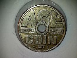 Nederland - Jeton - Age Coin - Monétaires/De Nécessité
