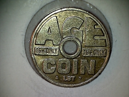 Nederland - Jeton - Age Coin - Monedas/ De Necesidad