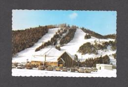 SPORT D'HIVER - SKI - MATANE - QUÉBEC - CENTRE DE SKI STATION MONT CASTOR - PHOTO SERGE PAYEUR - Sports D'hiver