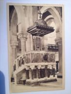 CPSM ALGERIE BONE ANNABA HIPPONE CHAIRE MONUMENTALE BASILIQUE - Annaba (Bône)