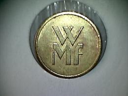Nederland - Jeton - WMF - Professionals/Firms